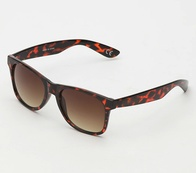 Vans Spicoli4 glasses - tortoise shell/brown