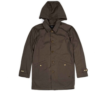 Brixton Fairdays Coat (olive)