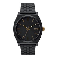 Nixon Time Teller (matte black/gold)