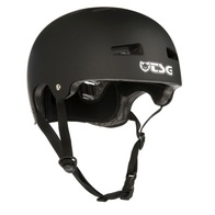 TSG Evolution Solid Helm (satin black)