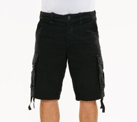 Reell New Cargo Short (ripstop black)