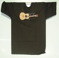 Enjoi Guitarded t-shirt (darkchocolate)