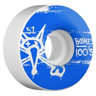Bones 100's Wheels 51mm (natural)