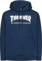 "Thrasher ""Skate Mag"" Hooded Sweater (navy)"