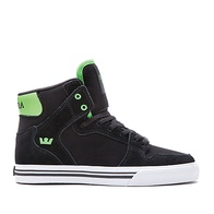 Supra Vaider Kids (black/soft lime/white)