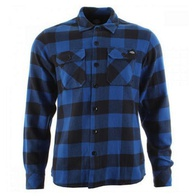 Dickies Sacramento Flannel Shirt (blue)
