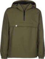 Reell Hooded Windbreaker (olive)