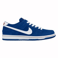 Nike SB Dunk Low Pro IW (deep royal/gym red)