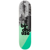 "Birdhouse Stacked Logo Deck (7.75"")"