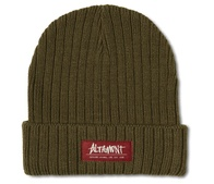 Altamont Condition beanie (moss)
