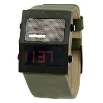 Nixon The Dictator (black/green)