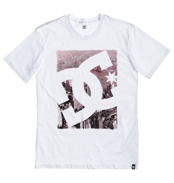 DC Curb Appeal t-shirt (white)