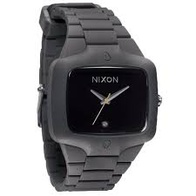 Nixon Rubber Player (grey/black)