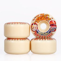 Spitfire F4 Daan Sideshow Radial Slims (53mm)