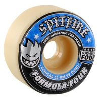 Spitfire Conical Full Wheels Formula-Four 53mm (99A)