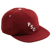 Polar PSC 5 Panel Cap (red)