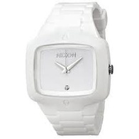 Nixon Rubber Player (white)