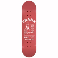 "Frank Skateboards Eniz Burger Deck (8.25"")"