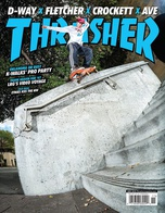 Thrasher Magazine Issue November 2015