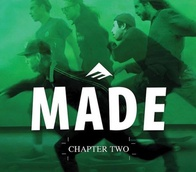 Emerica Made Chapter Two DVD