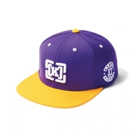 Krew Team Brackets snapback (purple)