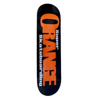 "Super Orange Team Deck (8""-8.5"")"