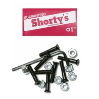 Shorty's 1'' Allen hardware