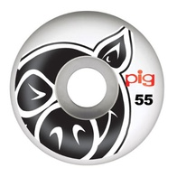 Pig Wheels Pig Head Natural (55mm)