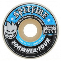 Spitfire Conical Full Wheels Formula-Four 54mm (99A)