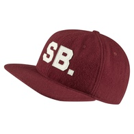 Nike SB Infield Pro Cap (team red/pine green/sail)