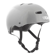 TSG Skate/BMX Solid Helm (injected grey)