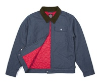 Brixton & Independent Suspension jacket (denim)
