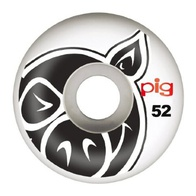 Pig Wheels Pig Head Natural (52mm)