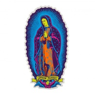 Santa Cruz Guadalupe Sticker 6""