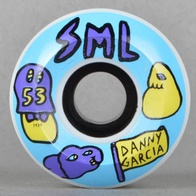 SML. Wheels Danny Garcia (53mm)
